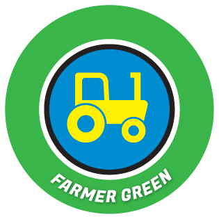 Farmer Green Icon