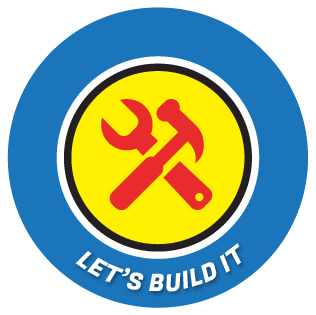 Let's Build It Icon