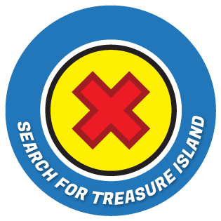 Search For Treasure Island Icon