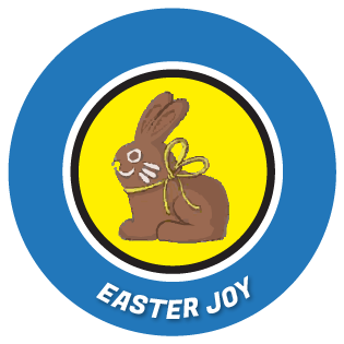 Easter Joy Downloads Icon