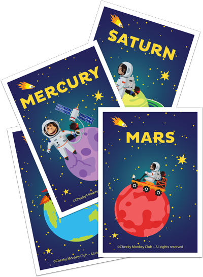 Space Cards Image